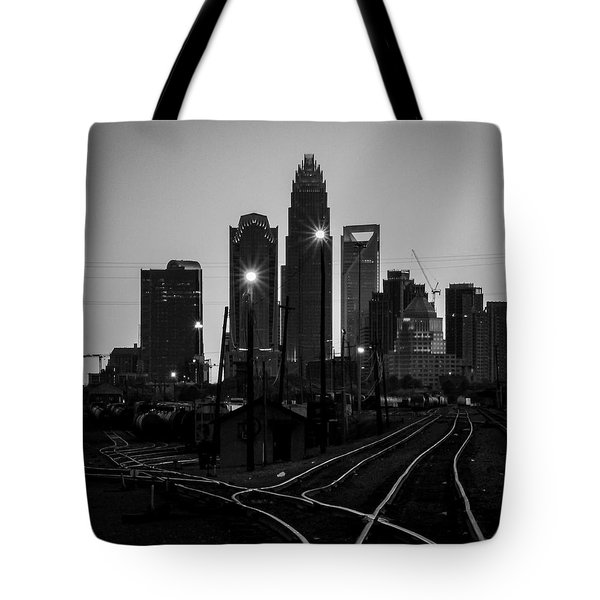 To The Queen City Tote Bag