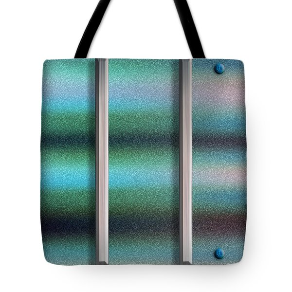 To The Right Tote Bag by Paul Wear
