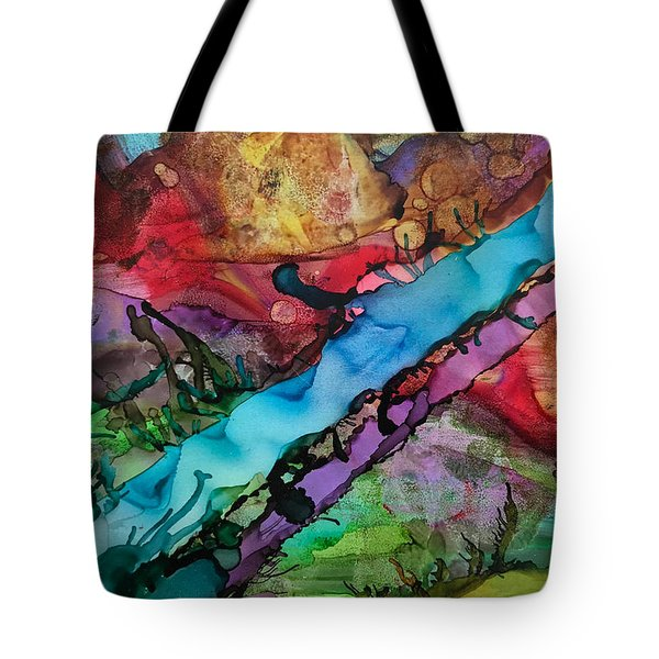 To The River Tote Bag