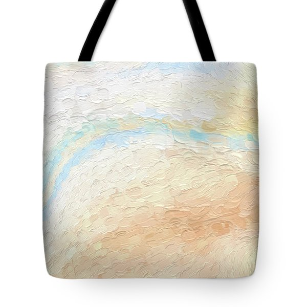 To The Sea Tote Bag