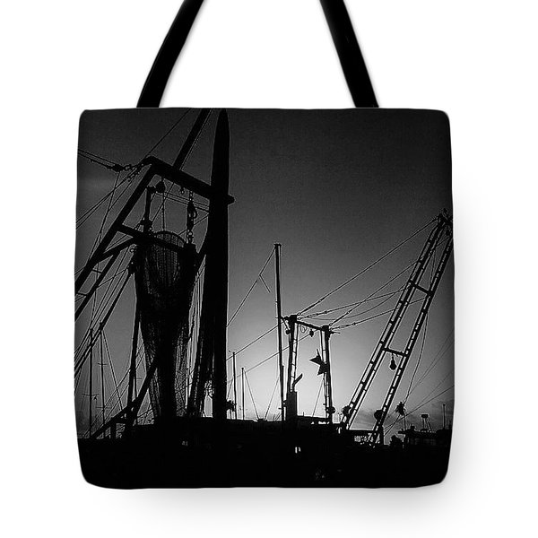To The Sea We Go Tote Bag