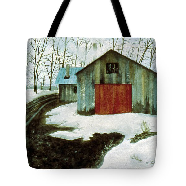 To The Sugar House Tote Bag