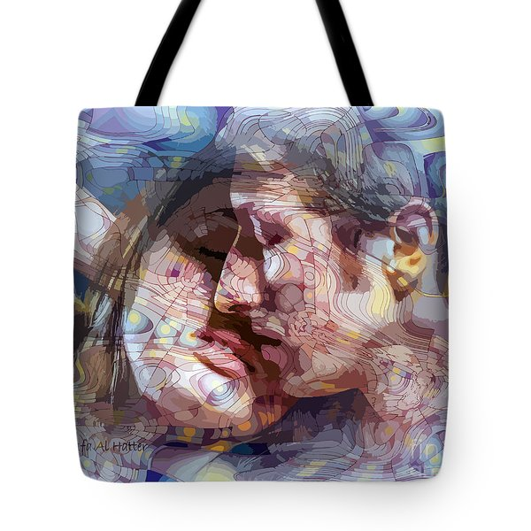 An Interval Of Time Tote Bag
