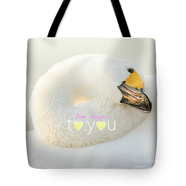 To You #001 Tote Bag