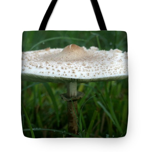 Toad Stool Tote Bag