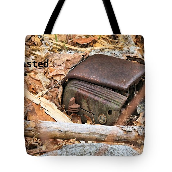 Toasted Tote Bag