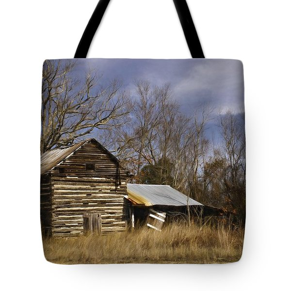 Tobacco Road Tote Bag by Benanne Stiens
