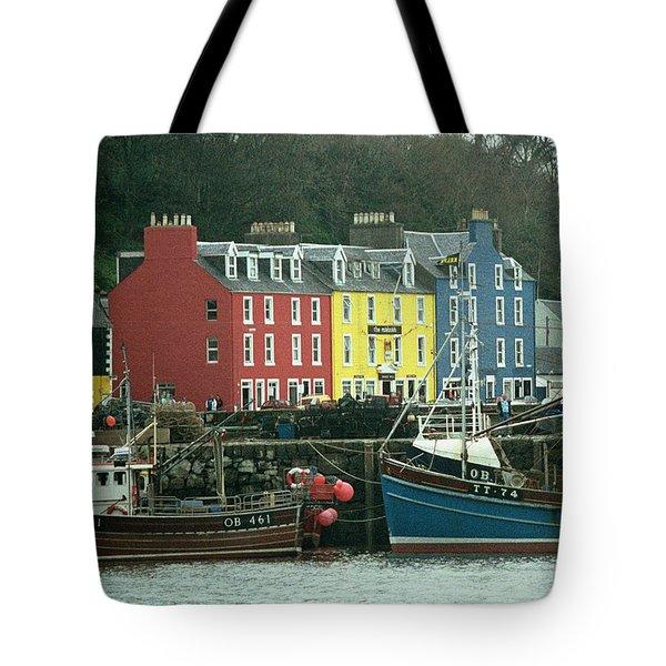 Tobermory I Tote Bag