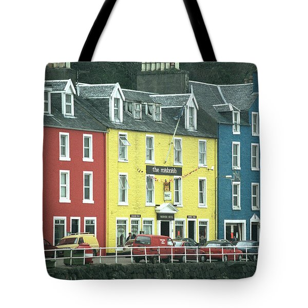 Tobermory II Tote Bag