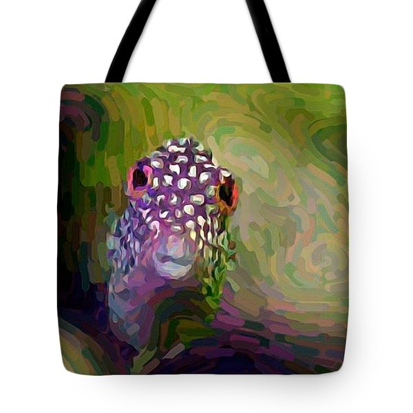 Toby Fish  Tote Bag