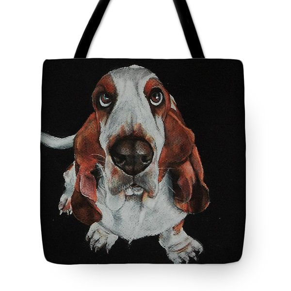 Toby Was All Ears Tote Bag