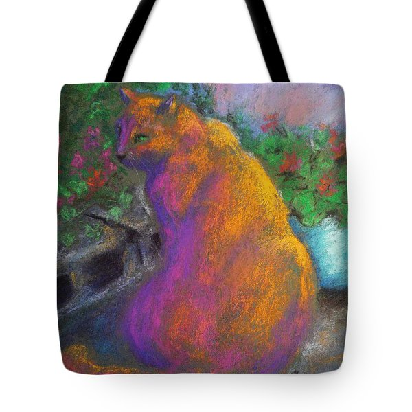 Toby's Garden Path Tote Bag