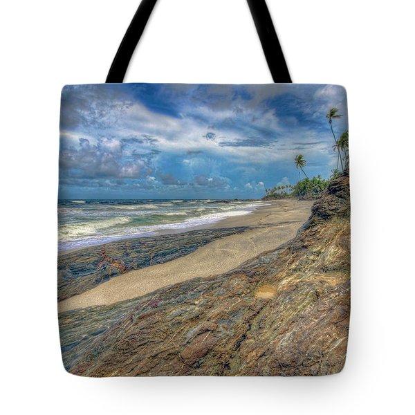 Toco Coastline Tote Bag