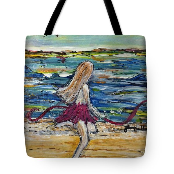 Today I Dance  Tote Bag