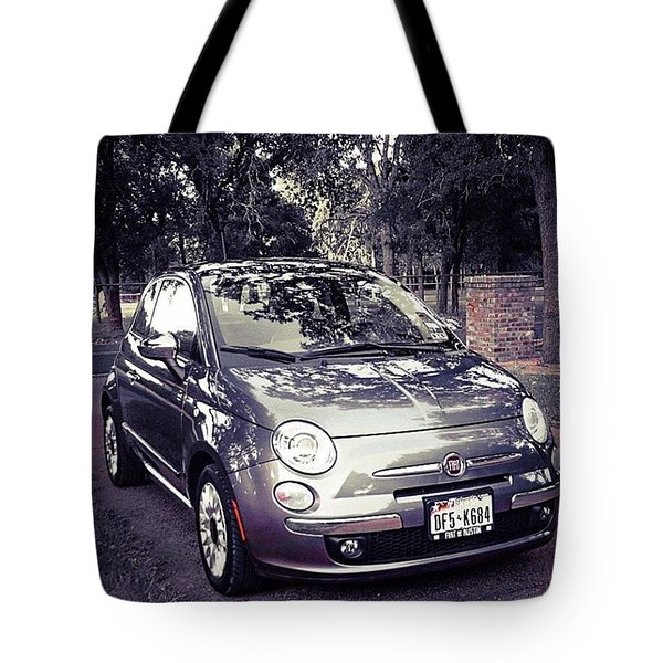Today I Have Been Playing #austin Tote Bag