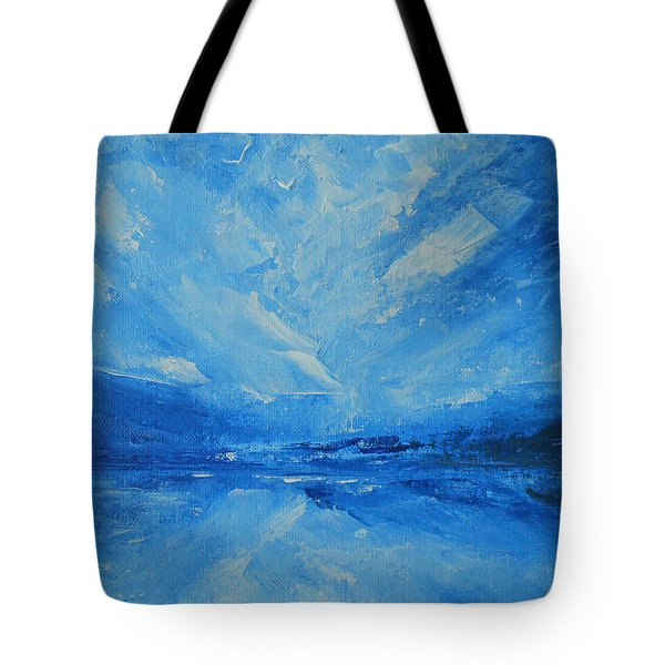 Today I Soar Tote Bag