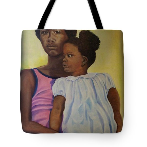 Together - Pride And Peace Tote Bag