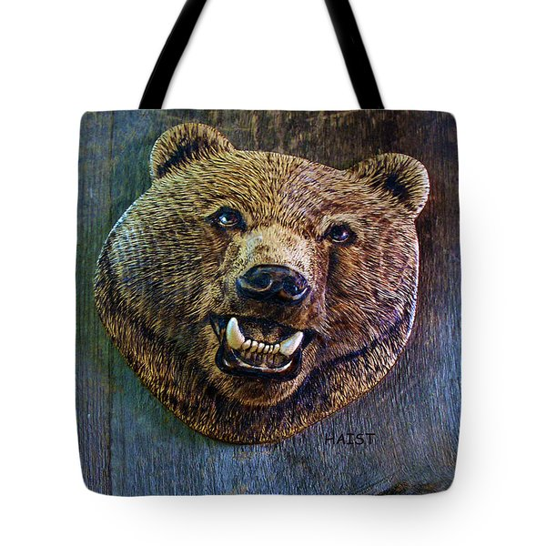 Together Again Tote Bag by Ron Haist
