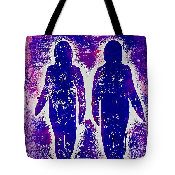 Together Always  Tote Bag