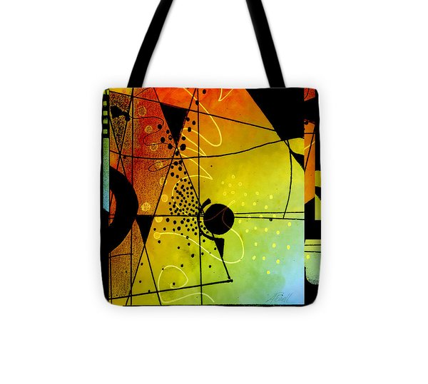 Together Tote Bag by Ann Powell