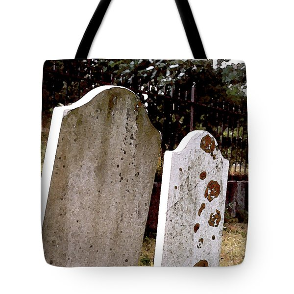 Together Through Time Tote Bag by Paul Sachtleben