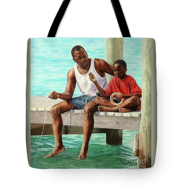 Together Time Tote Bag