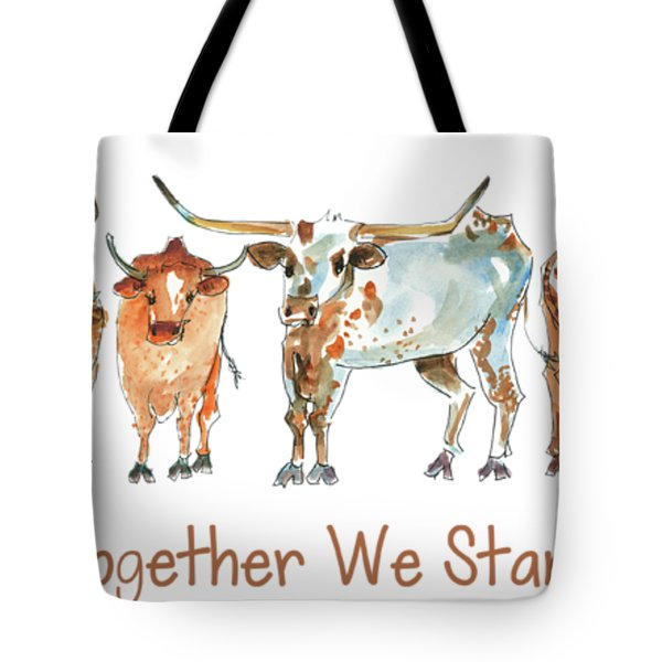 Together We Stand Lh013 Tote Bag