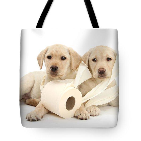 Toilet Humour Tote Bag