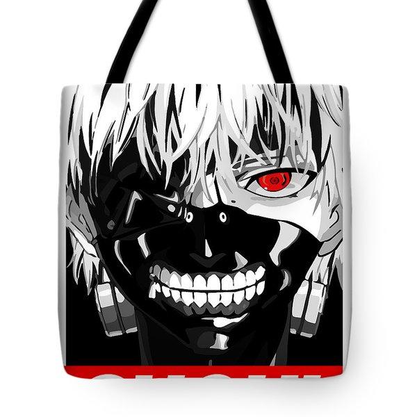Tokio Ghoul Obay Tote Bag