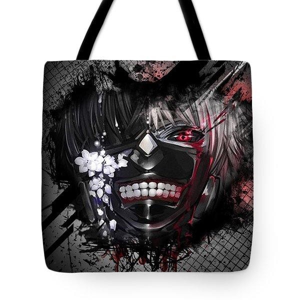 Tokyo Ghoul Kaneki Tote Bag