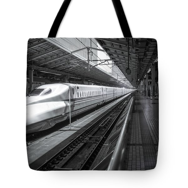 Tokyo To Kyoto, Bullet Train, Japan Tote Bag