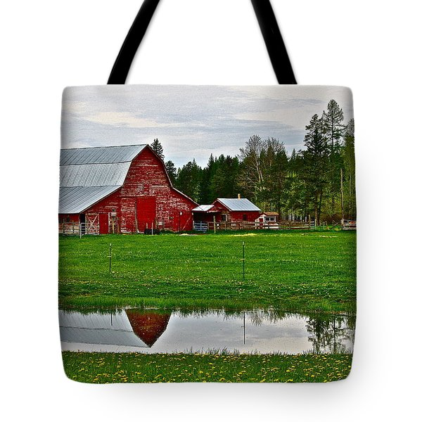 Tom And Sylvia's Tote Bag