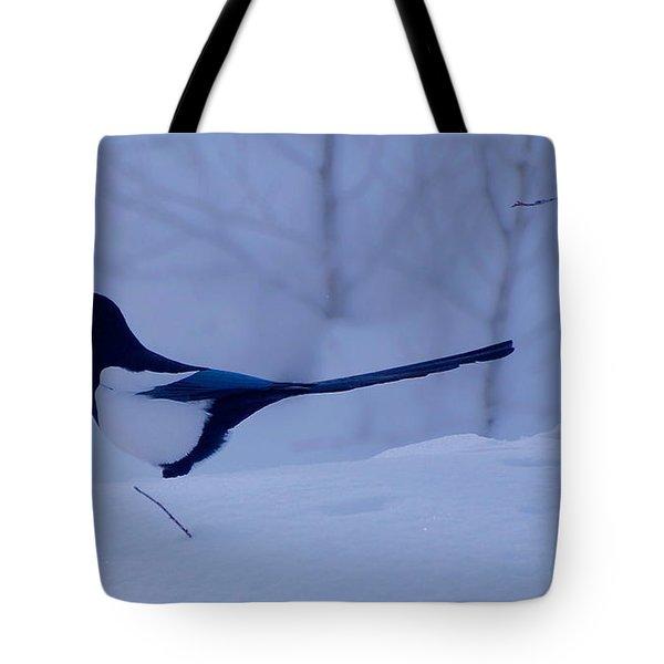 Tom Tote Bag by Eric Tressler