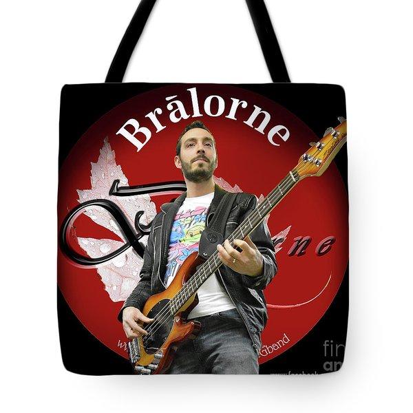 Tom Habchi Of Bralorne Tote Bag