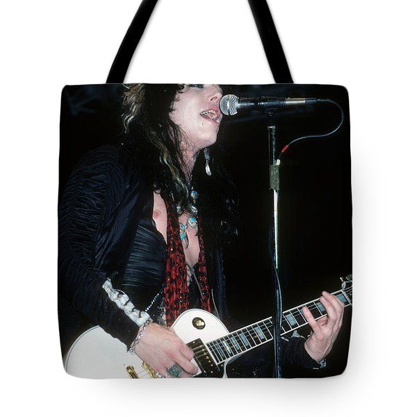 Tom Keifer Of Cinderella Tote Bag