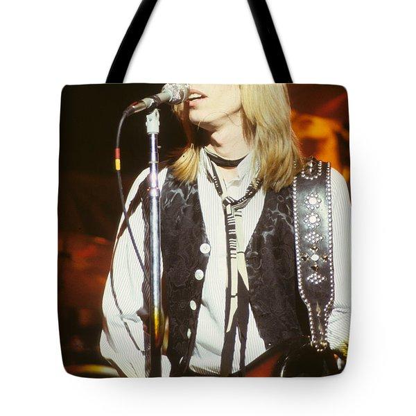 Tom Petty Tote Bag