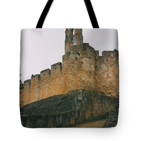 Tomar Castle, Portugal Tote Bag