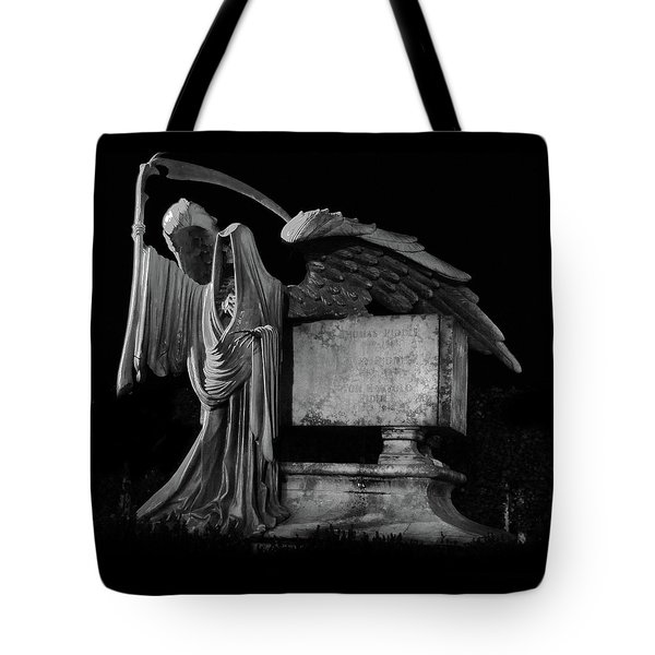 Tomas Riddle Tomb Harry Potter Tote Bag by Gina Dsgn