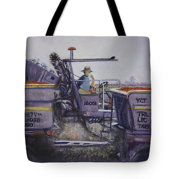 Tomato Harvest Time Tote Bag