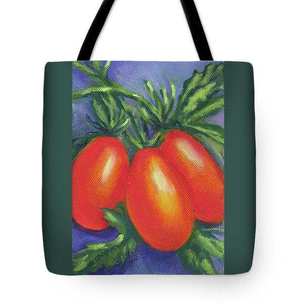 Tomato Roma Tote Bag