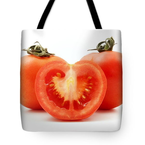 Tomatoes Tote Bag by Fabrizio Troiani