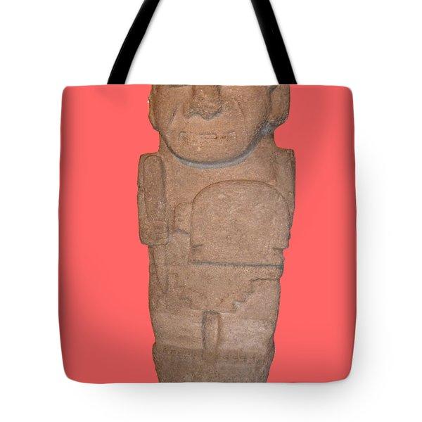 Tomb Guardian Tote Bag