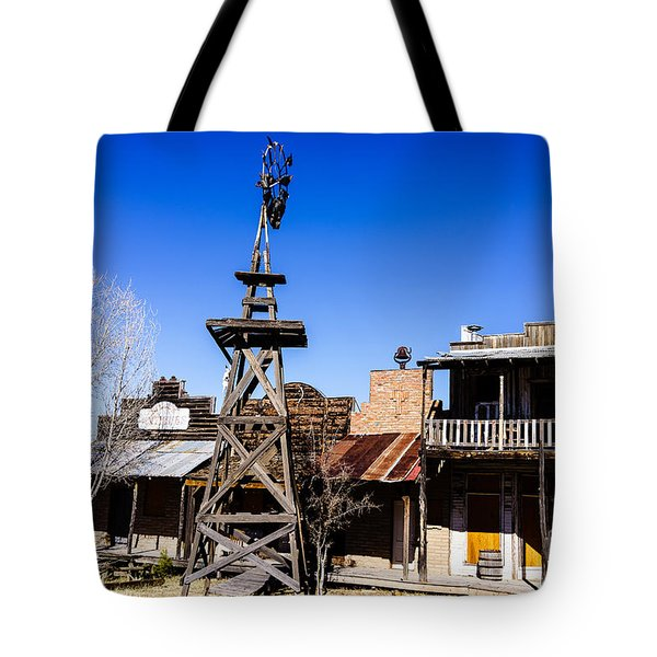 Tombstone Arizona Tote Bag