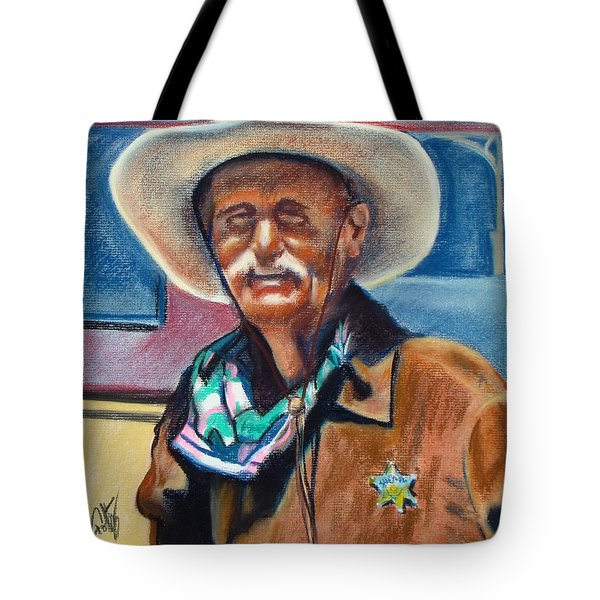 Tombstone Law Tote Bag