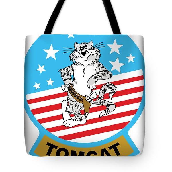 Tomcat Tote Bag