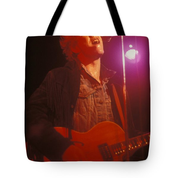 Tommy Conwell Tote Bag