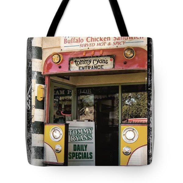 Tommy Ryans Tote Bag
