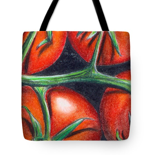 Toms On The Vine Tote Bag