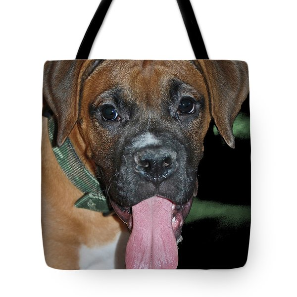 Tongue Lasher Tote Bag by DigiArt Diaries by Vicky B Fuller