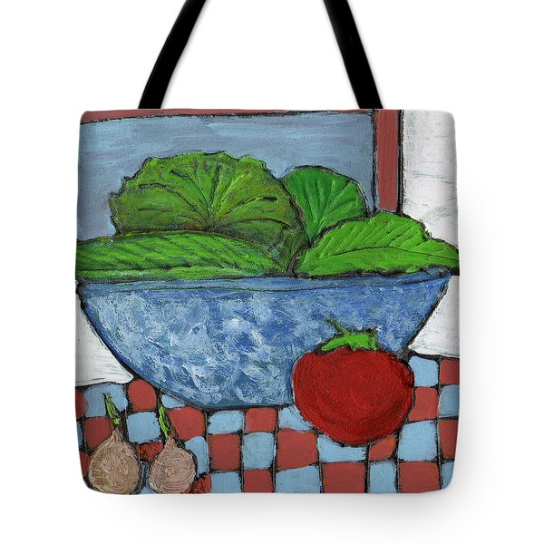 Tonight's Salad Tote Bag